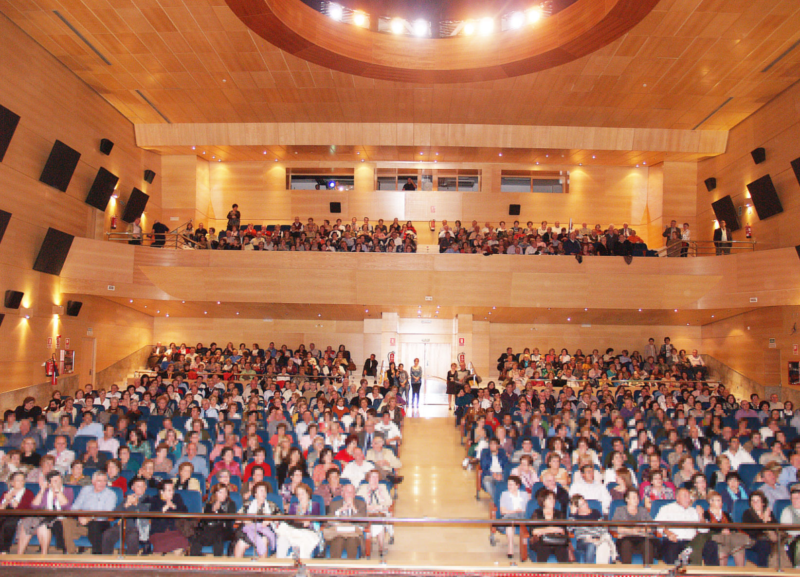 Auditorio Tomás Barreda